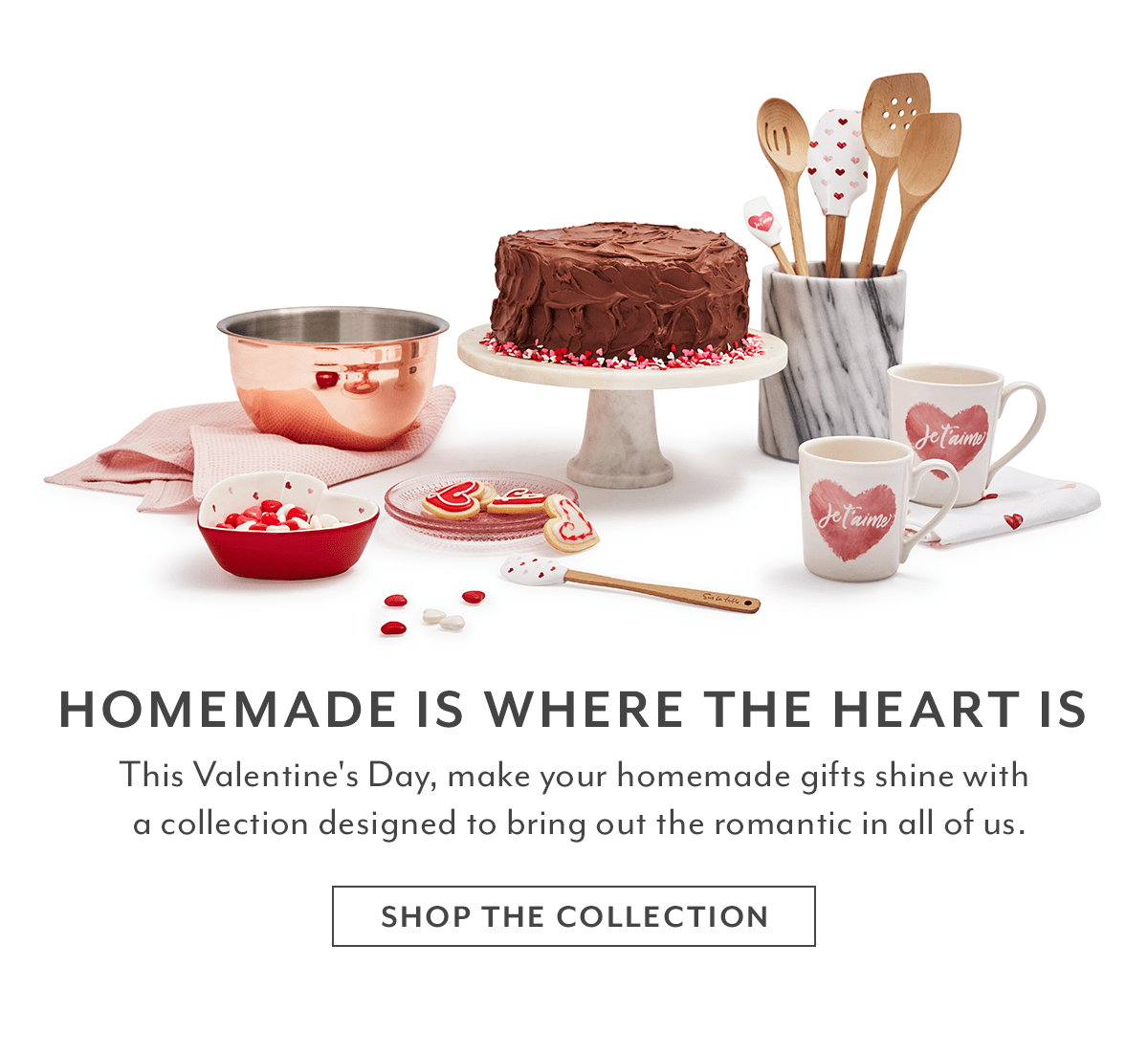 Homemade Is Where the Heart Is