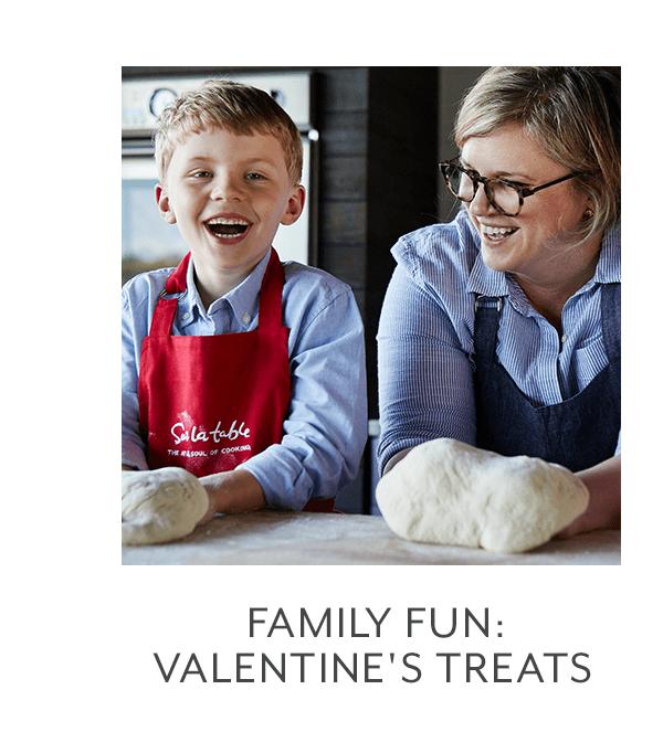 Class - Family Fun • Valentine's Treats