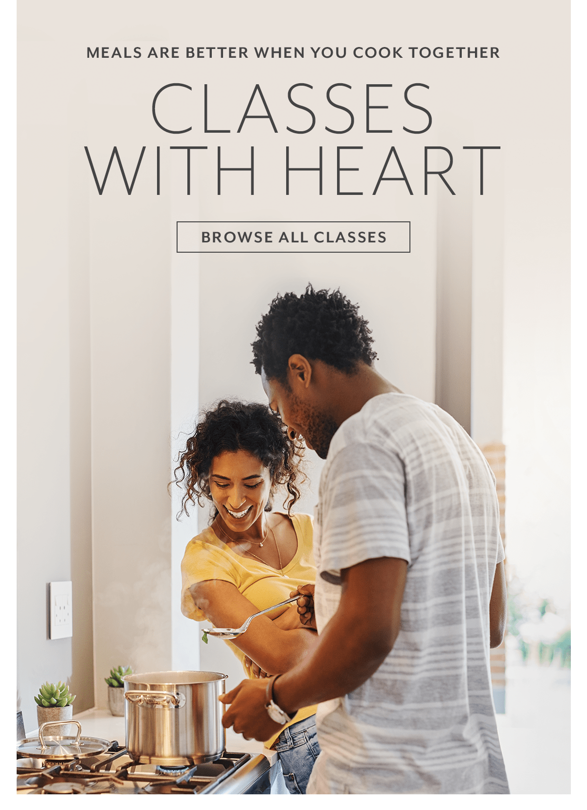 Classes with Heart