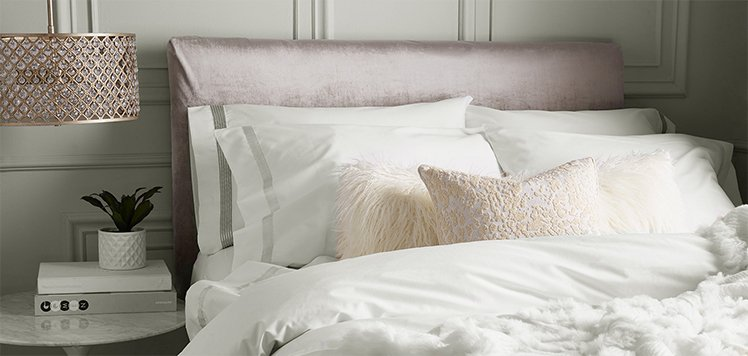 Vince Camuto & More Fashion Bedding
