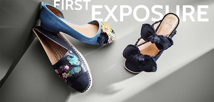 Bill Blass & More Detailed Shoes