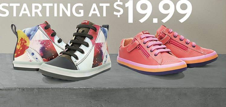 Top-Choice Shoes for Kids