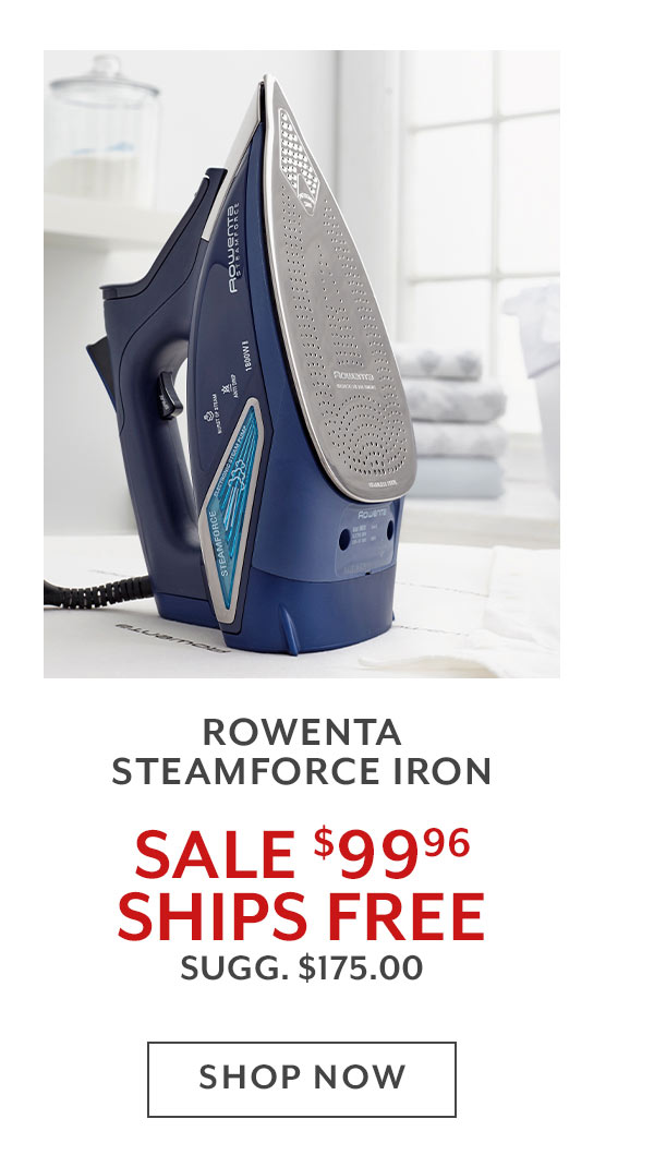 Rowenta Steamforce Iron