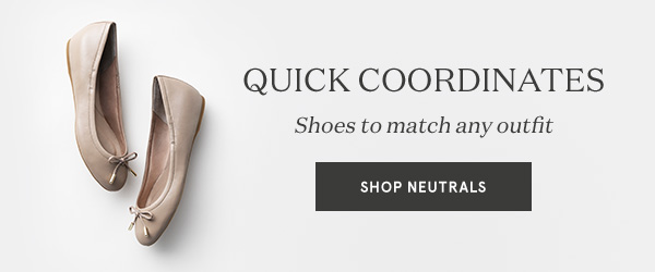 Shoes to match any outfit