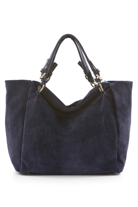 Gimignano Handbag in Dark Blue