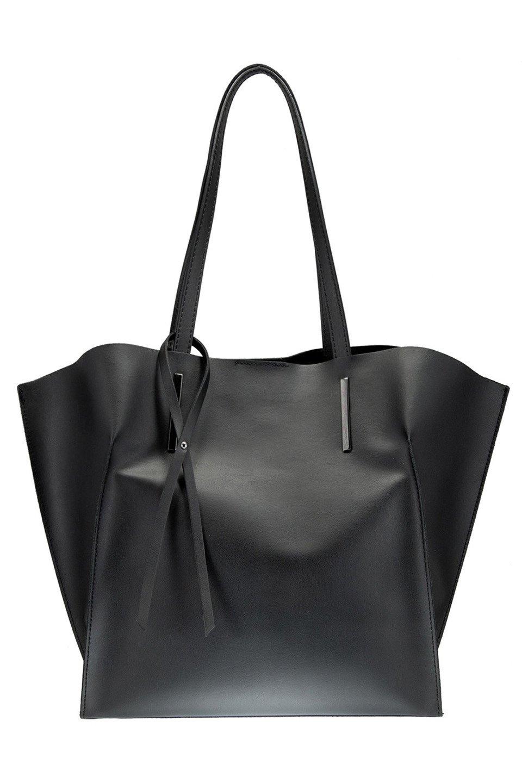 Calla Handbag in Black