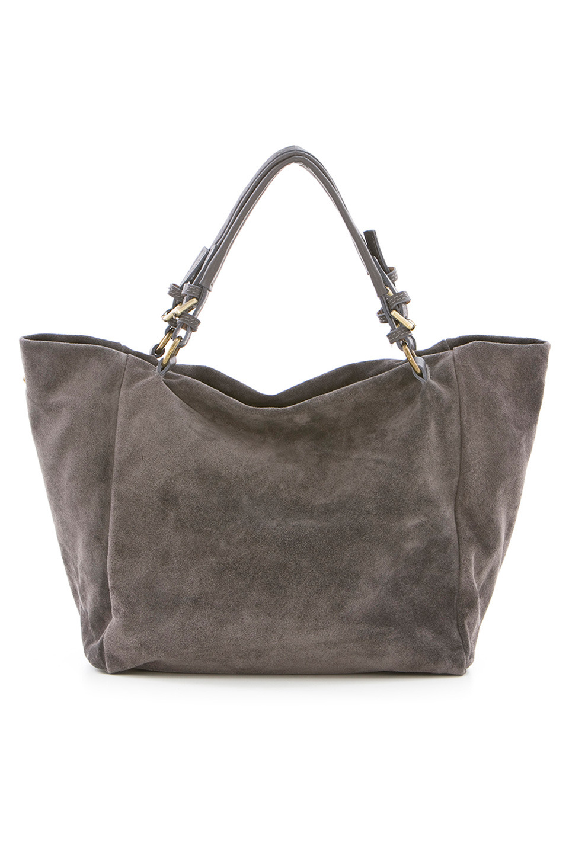 Gimignano Handbag in Dark Gray