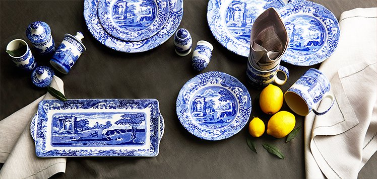 Beloved Home Brands With Spode to Wedgwood