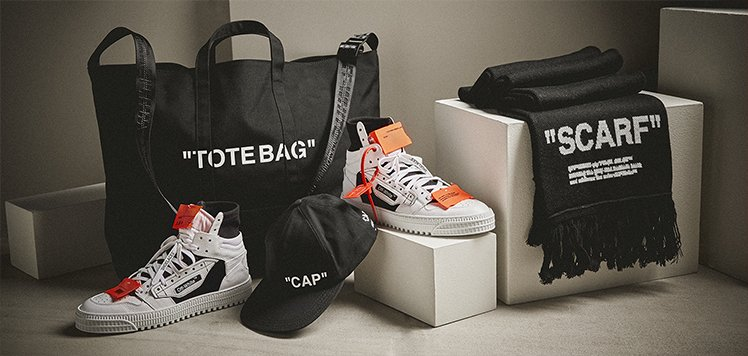 Off-White™ & More Logo Obsessions