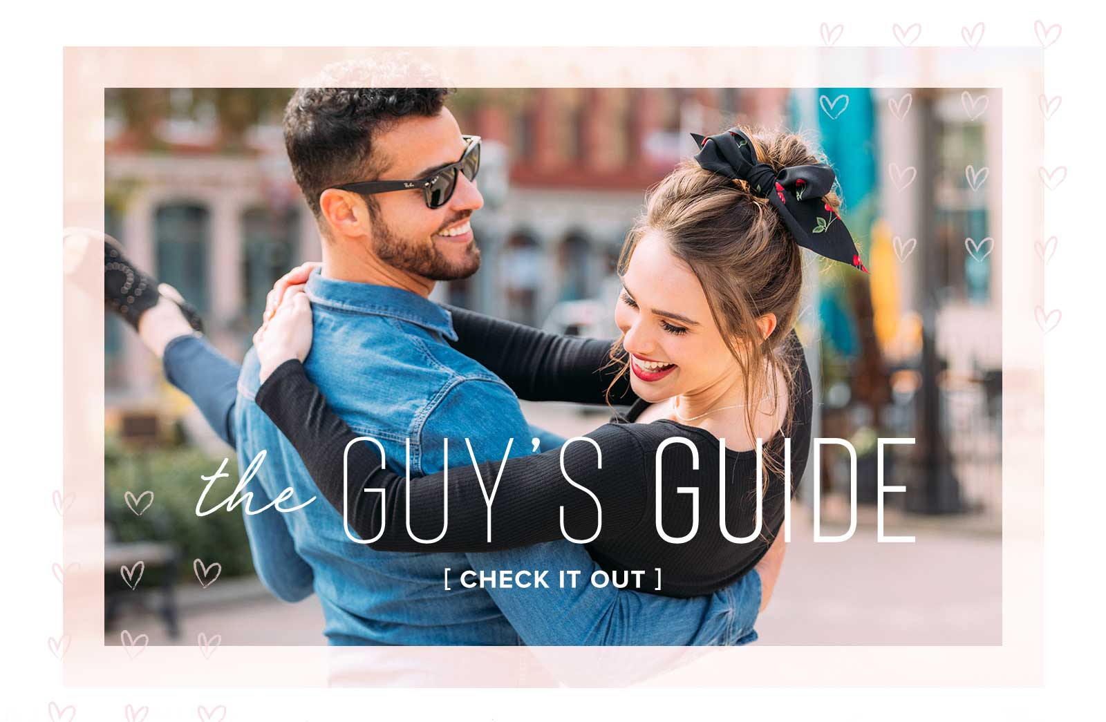 SHOP THE GUY'S GUIDE