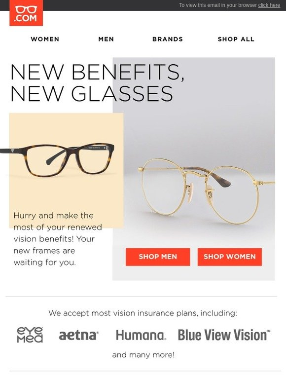 475c5de22e7 Glasses.com  Don t Forget To Use Your New Vision Benefits