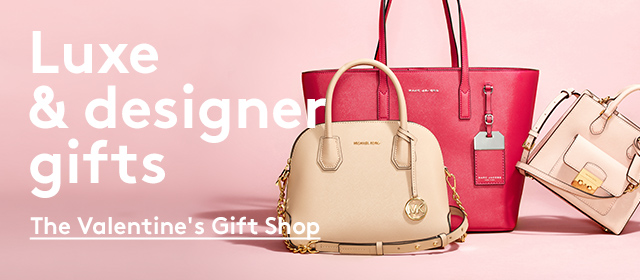 Luxe & designer gifts | The Valentine's Gift Shop