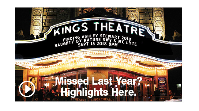 Missed last year? Highlights here