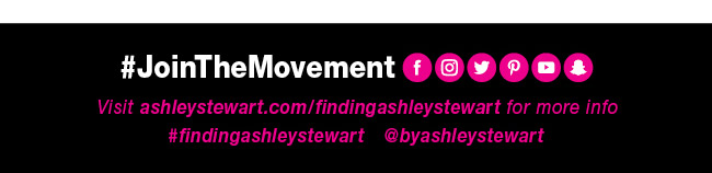 #jointhemovement #findingashleystewart