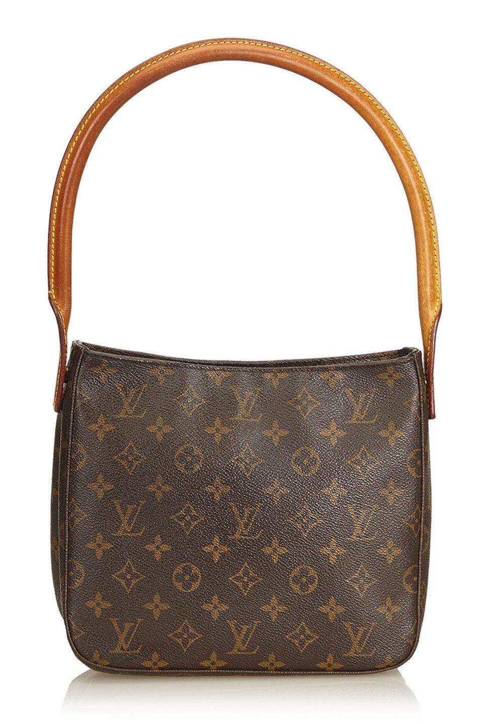 Louis Vuitton Monogram Looping MM in Brown