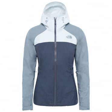 Womens Stratos Jacket · The North Face Womens Stratos Jacket. Now £118.99.  Was £140.00. view › · Womens 100 Glacier Full Zip e1165f78b