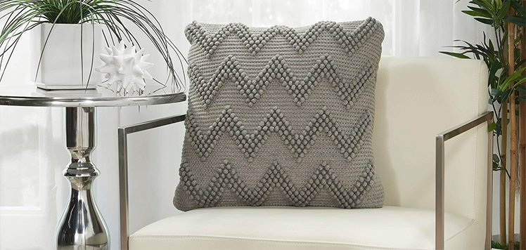 Nourison & More Pillows to Rugs