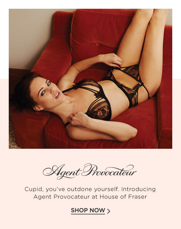 2578f173dc House of Fraser  Introducing Agent Provocateur at House of Fraser ...