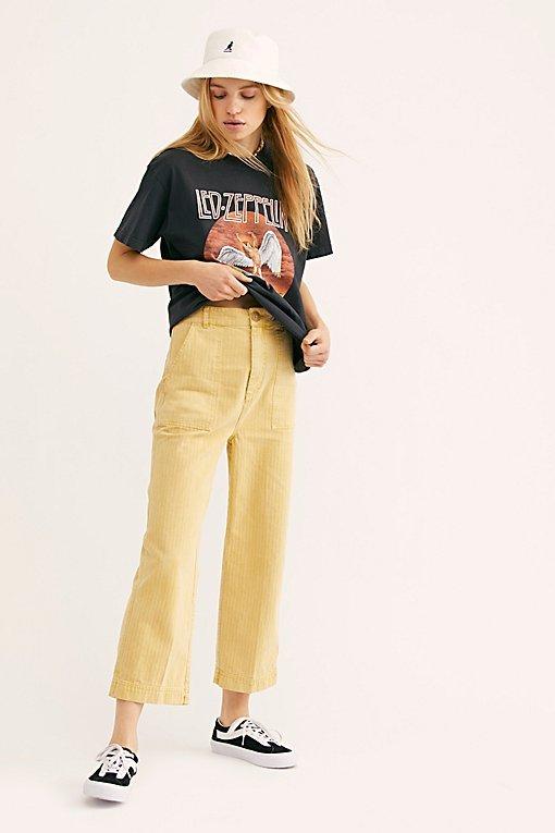 Saturday Sun Straight-Leg Trousers