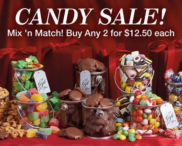 Shop Candy Sale!