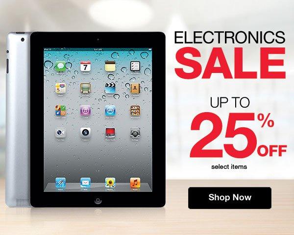 Shop Electronics Sale!
