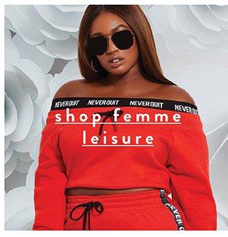 Shop Femme Leisure