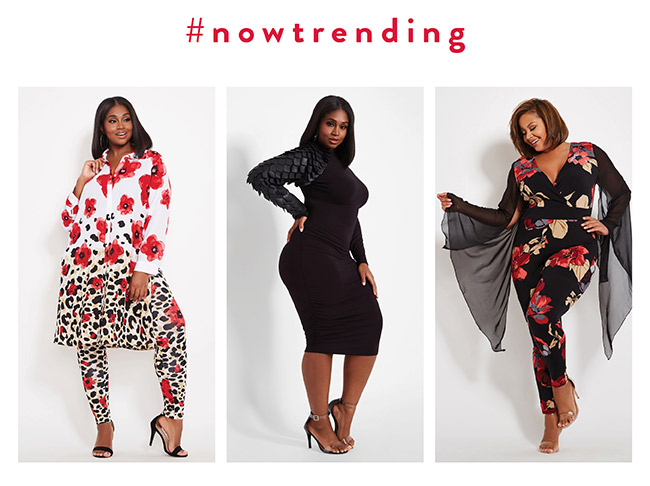 #nowtrending - Shop Now