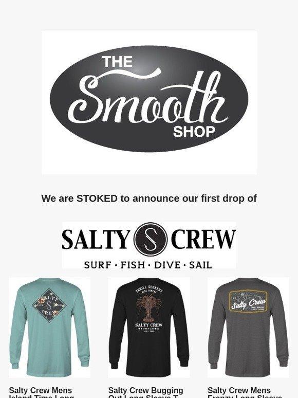 Salty Crew Mens Island Time Hooded Fleece