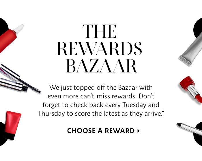 The Rewards Bazaar