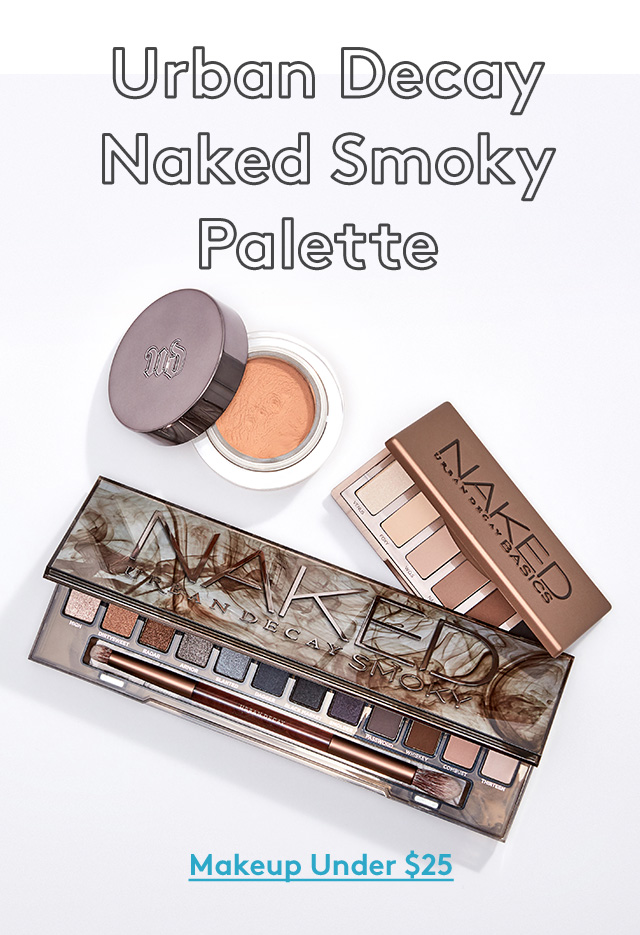Urban Decay | Naked Smoky Palette | Makeup Under $25