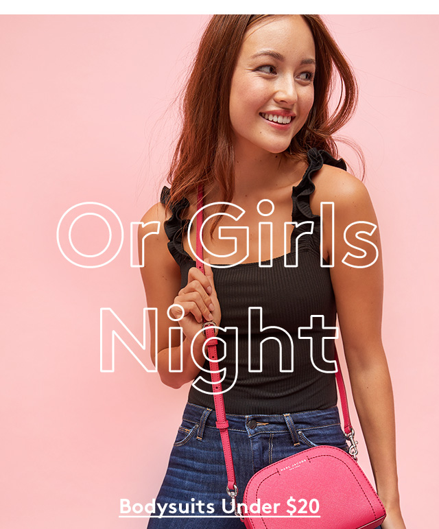 Or Girls Night | Bodysuits Under $20