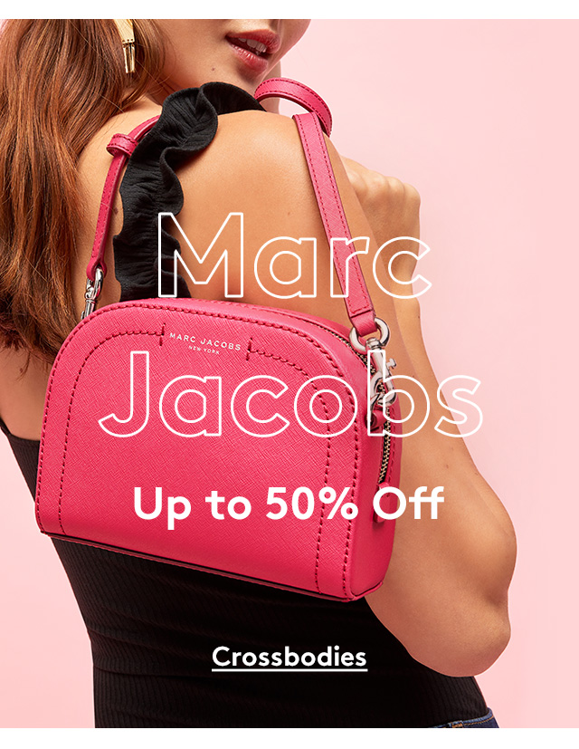 Marc Jacobs | Up to 50% Off | Crossbodies