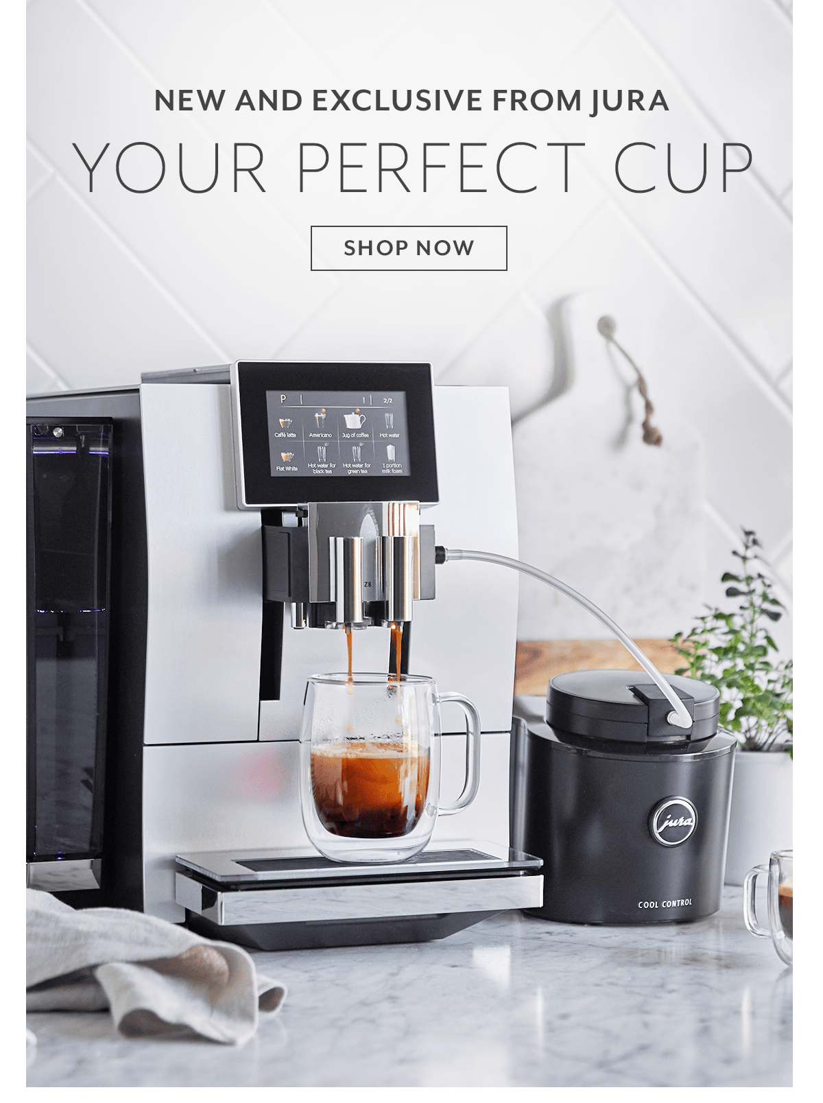 Your Perfect Cup