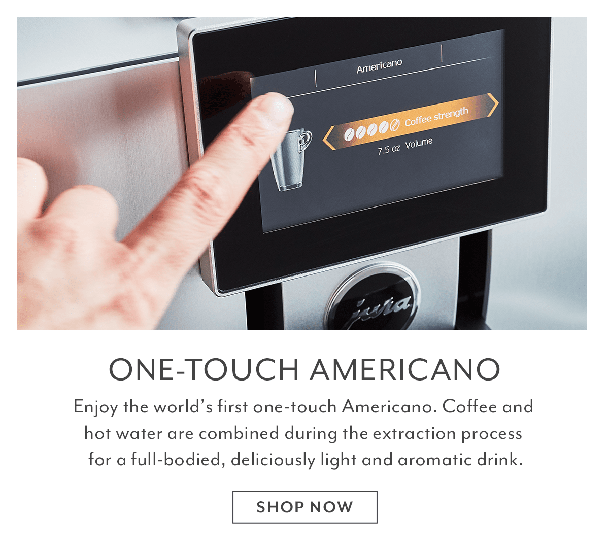 One-Touch Americano