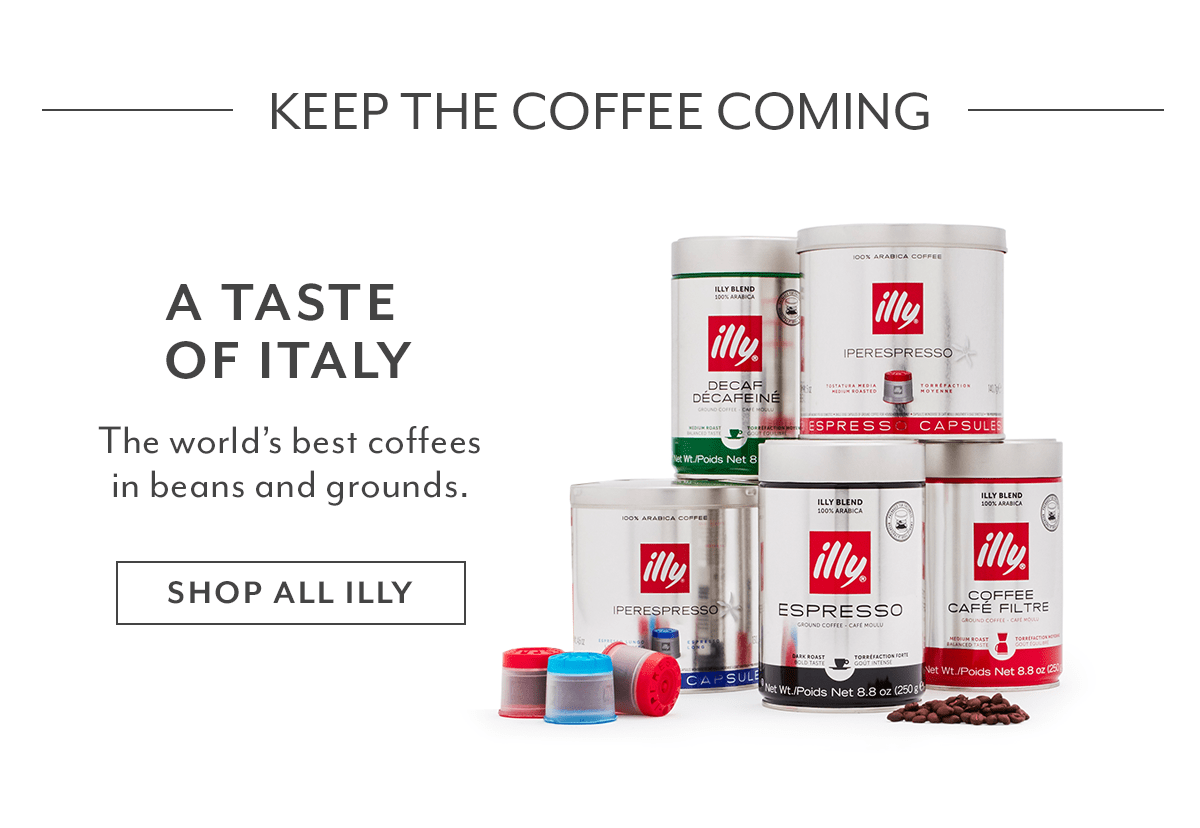 Shop all Illy