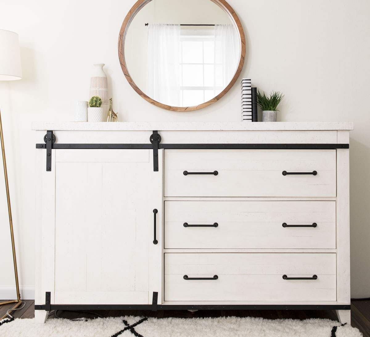 Bobs Discount Furniture: My Montana White Bedroom Set is Now ...