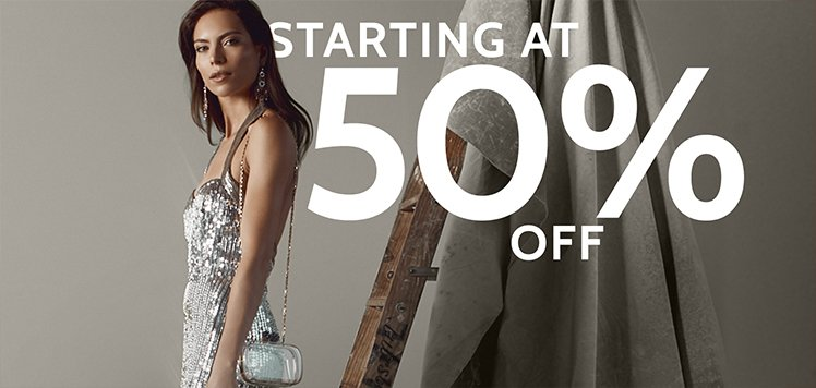 Luxe Month-End Sale: Part Two