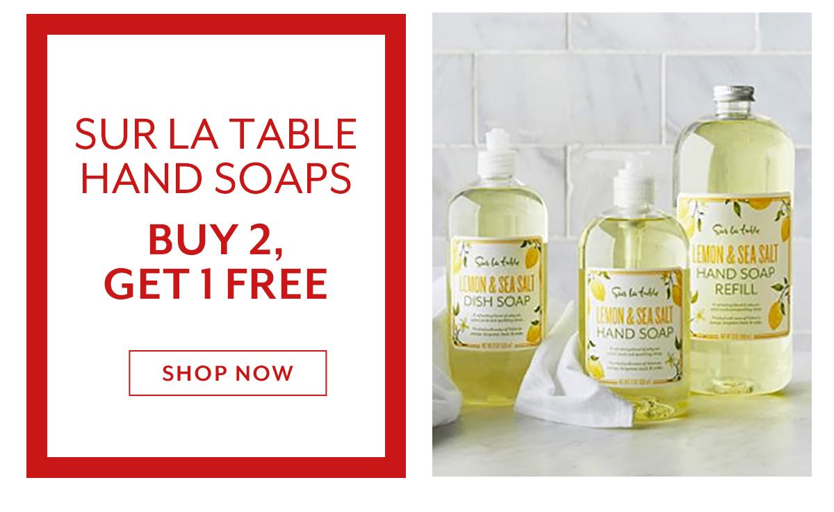 SLT B2G1 Hand Soap Sale