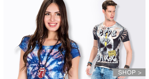 SPRING PREVIEW BY CIPO & BAXX