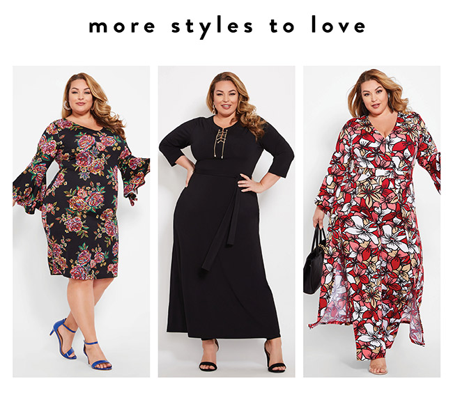 More style to love -  Shop Now