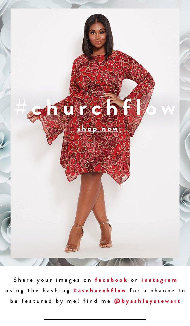 #churchflow - Shop Now