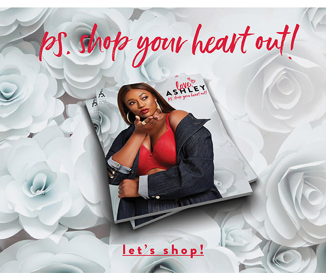 Shop your heart out! -  Shop Now