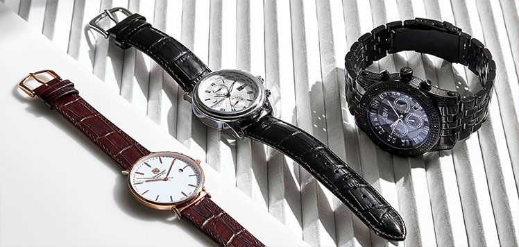 Watches He'll Wear Daily