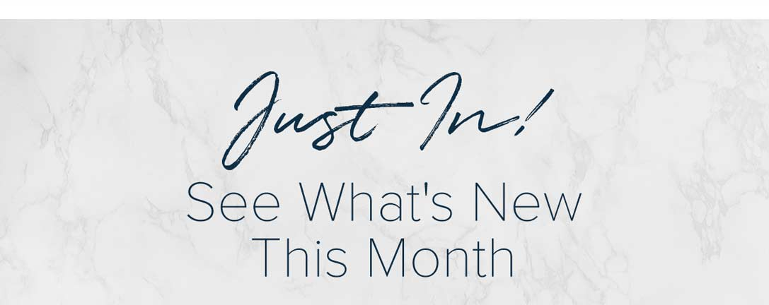 Just In! See What's New This Month - CREATE YOUR BOOK