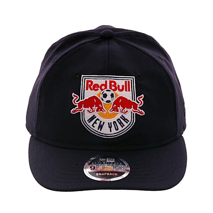 c4dc98ff7e0 New Era 9fifty New York Red Bulls Retro Crown Snapback Hat - Navy