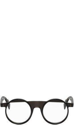 Yohji Yamamoto - Black Round Classic Glasses