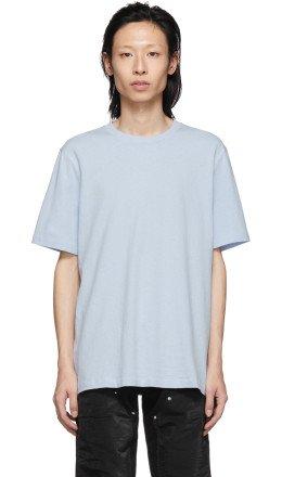 Helmut Lang - Blue Aviator T-Shirt