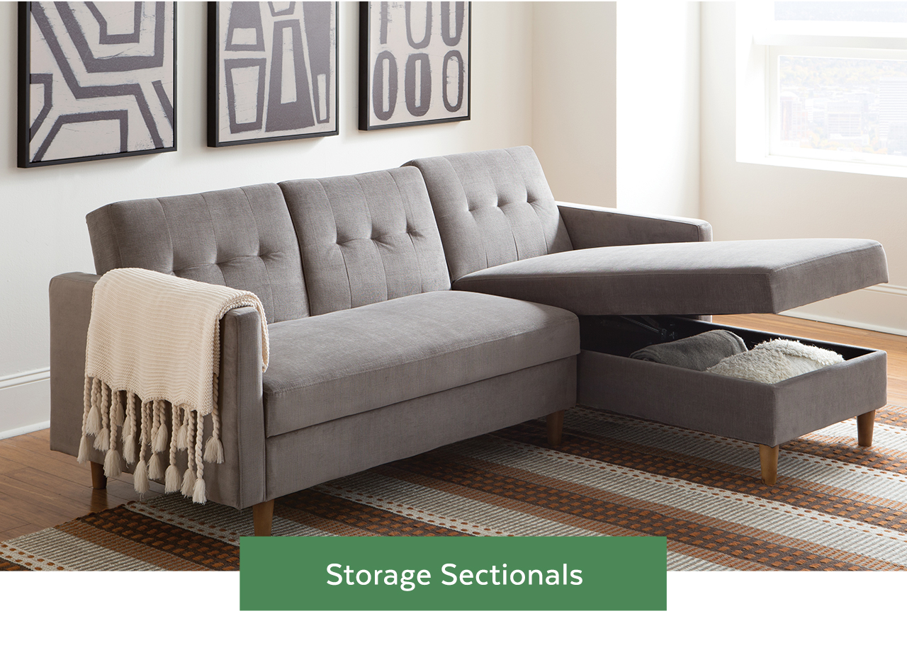 Storage Sectionals