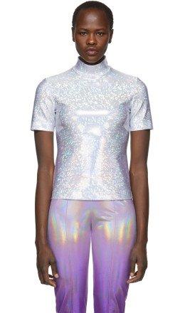 Saks Potts - Silver Ice T-Shirt
