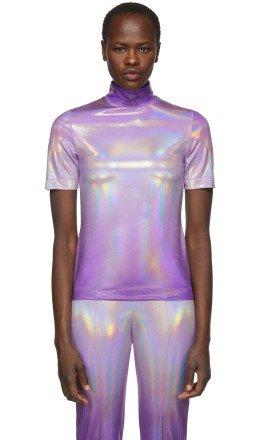 Saks Potts - Purple Ice T-Shirt